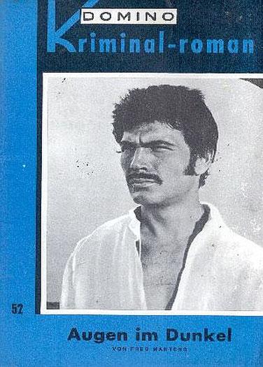 Domino Kriminal-Roman 52 (Robert Forster)