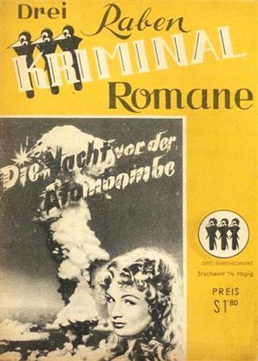 Drei Raben Kriminal Romane (1)