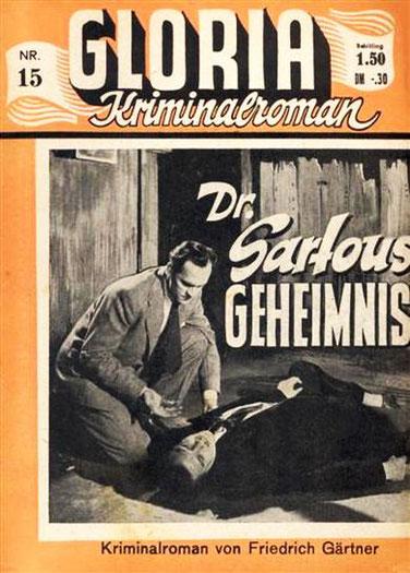 Gloria Kriminalroman 15