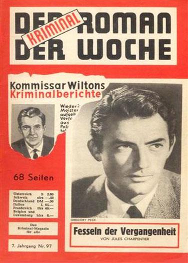 Der Kriminalroman der Woche 97