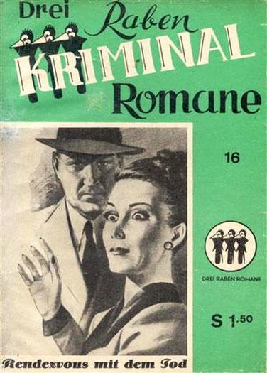 Drei Raben Kriminal Romane 16
