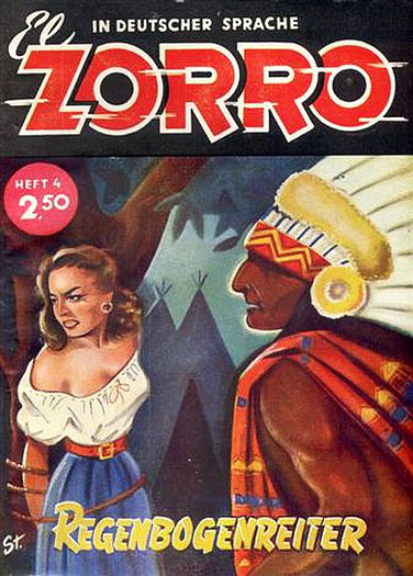 El Zorro 4
