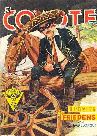 El Coyote 32