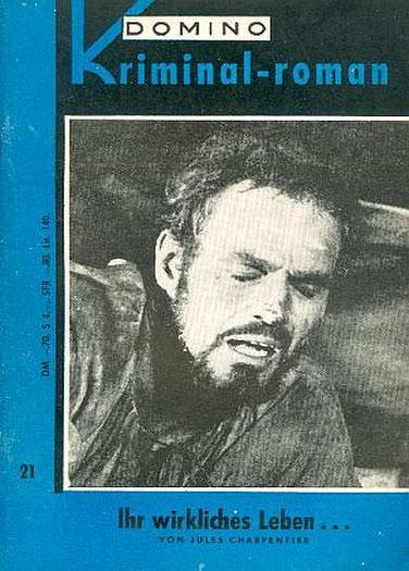 Domino Kriminal-Roman 21 (Charlton Heston)