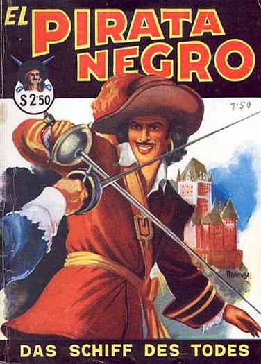 El Pirata Negro 5