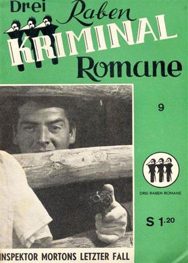 Drei Raben Kriminal Romane 9