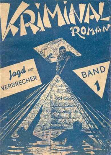Abenteuer Roman 1947 Nr.1