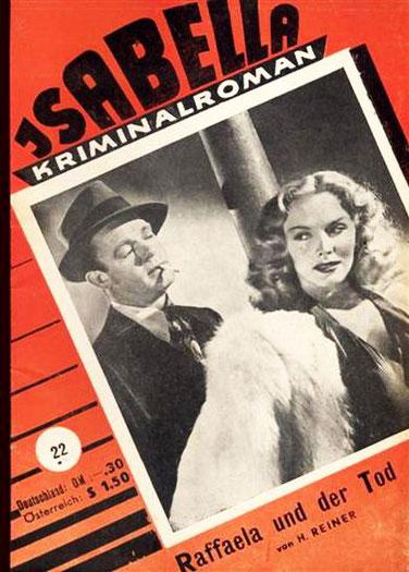 Isabella Kriminalroman 22