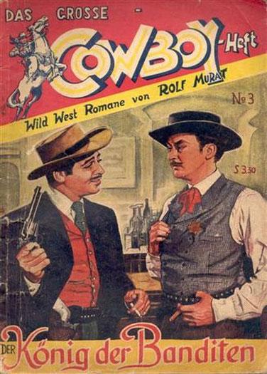 (19)Das grosse Cowboy-Heft 3