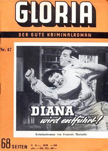 Gloria der gute Kriminalroman 47