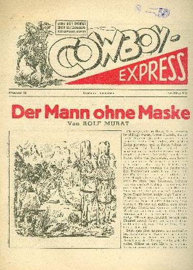 Cowboy Express 16