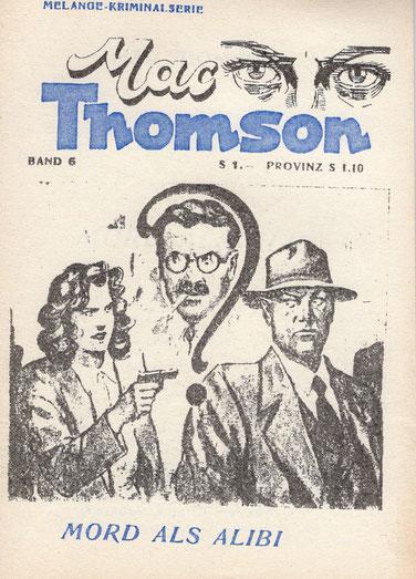 Mac Thomson 6 (Neuauflage)