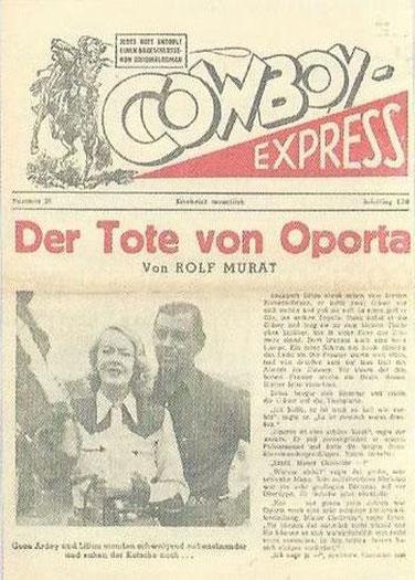 Cowboy Express 20