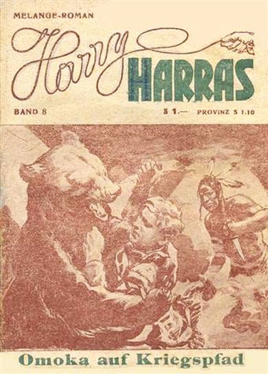 Harry Harras 8