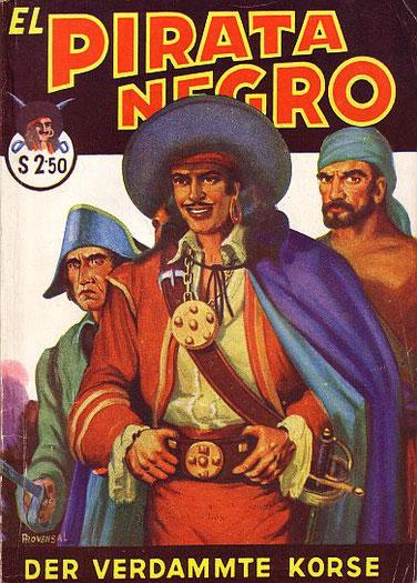 El Pirata Negro 9