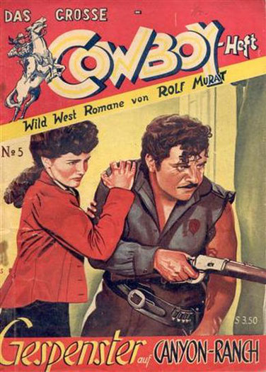 (21)Das grosse Cowboy-Heft 5