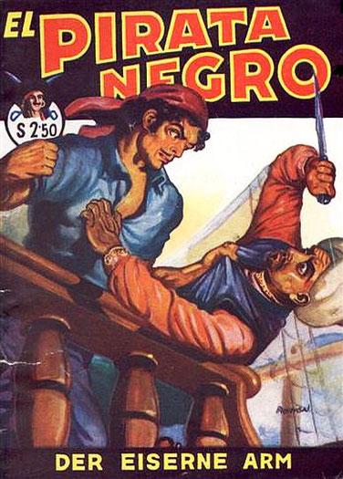 El Pirata Negro 4
