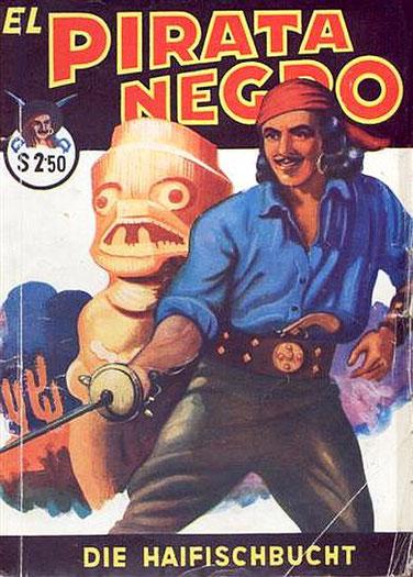 El Pirata Negro 8