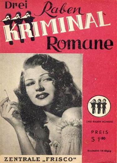 Drei Raben Kriminal Romane (2)