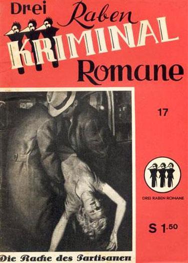 Drei Raben Kriminal Romane 17