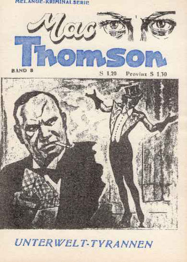 Mac Thomson 8 (Neuauflage)