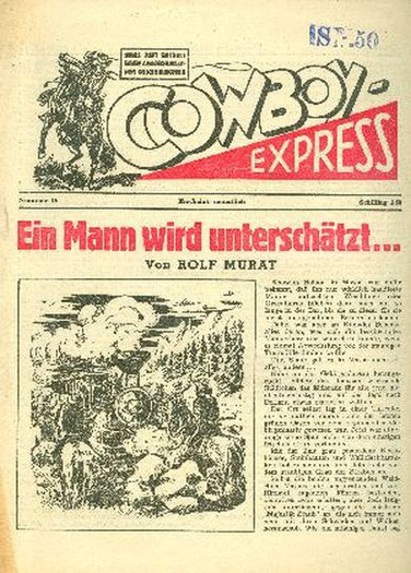 Cowboy Express 18