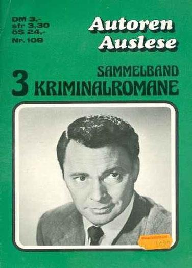 Autoren-Auslese Kriminal Sammelband 108