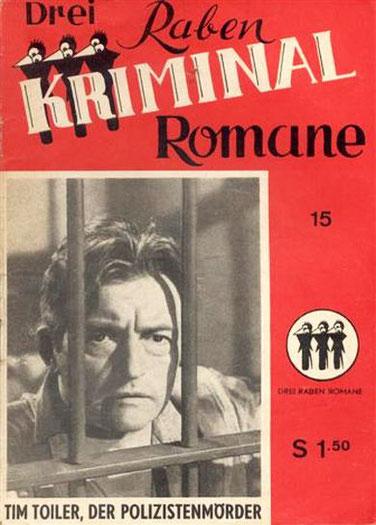 Drei Raben Kriminal Romane 15