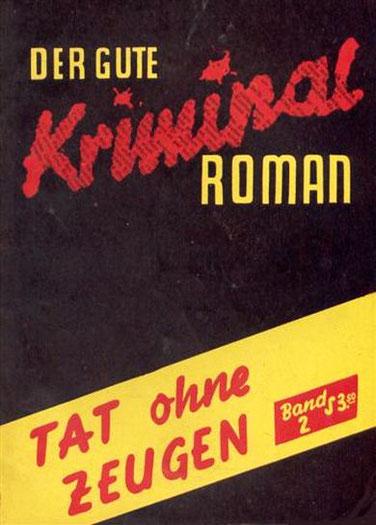 Der Gute Kriminal Roman 2