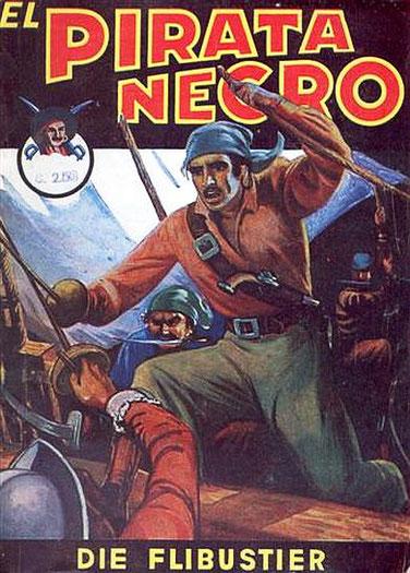 El Pirata Negro 11