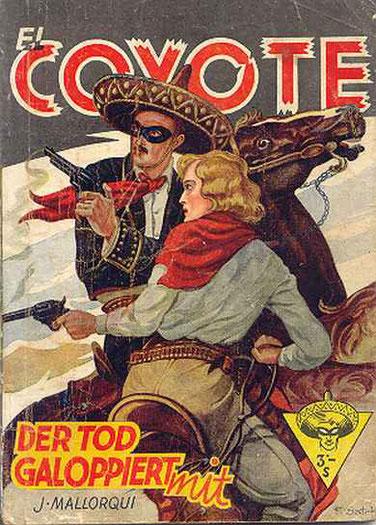 El Coyote 33