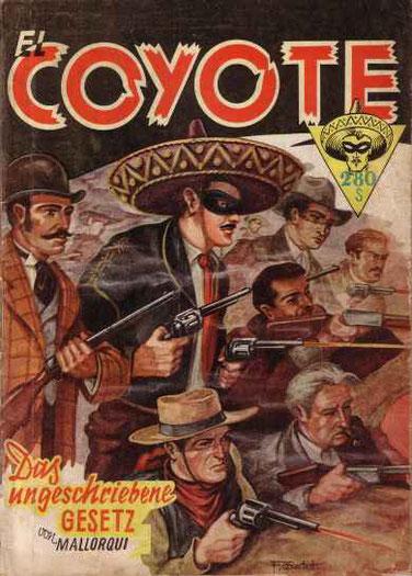 El Coyote 24