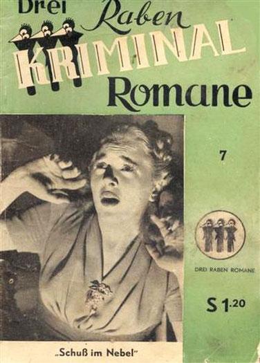 Drei Raben Kriminal Romane 7