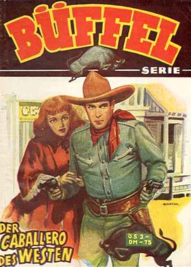 Büffel Serie 1