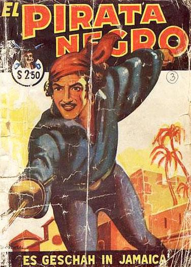 El Pirata Negro 3