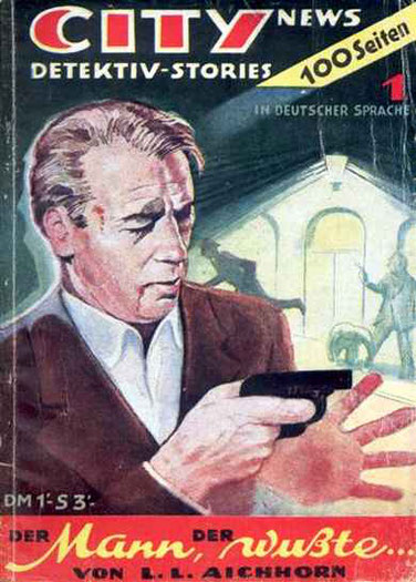 City News Detektiv-Stories 1