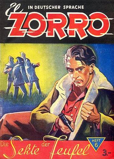 El Zorro 6