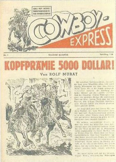 Cowboy Express 7