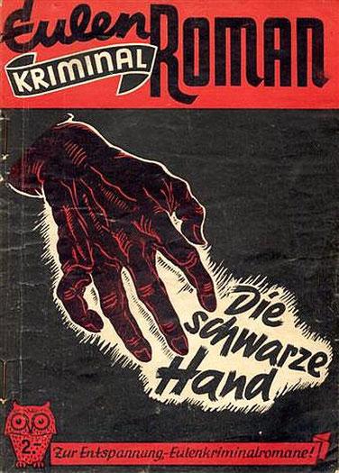 Eulen Kriminal Roman 1