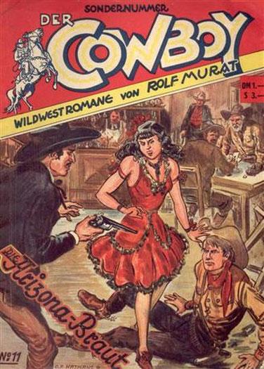 (11)Der Cowboy Sondernummer 11