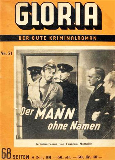 Gloria der gute Kriminalroman 51