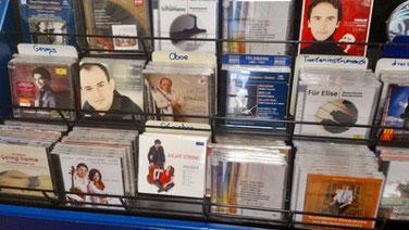 Unsere feine Auswahl an Klassik-CDs
