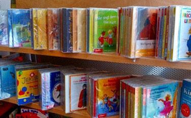 Unsere Auswahl an CDs für Kinder und solche, die es bleiben wollen!