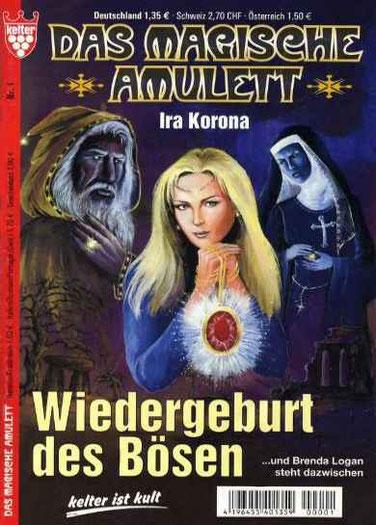 Das magische Amulett 1