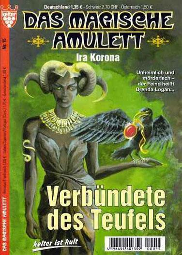 Das magische Amulett 15