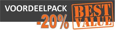 prodito best value voordeelpack tegelboor 6mm 8mm 10mm 12mm en 20mm bundelpack met 20% korting tegel droogboor op haakse slijper