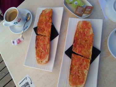 Strand-Restaurant Brisamar in Es Canar