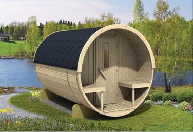 garage en bois carport dordogne, berggren