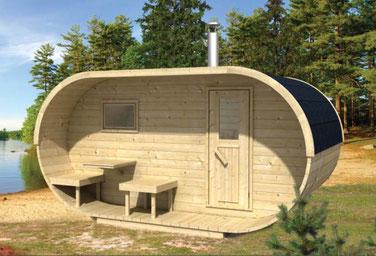 sauna-en-bois-oval-en-dordogne