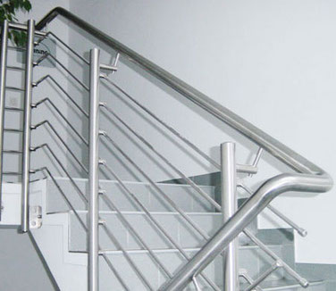 Metallbau Treppengeländer aus Wuppertal